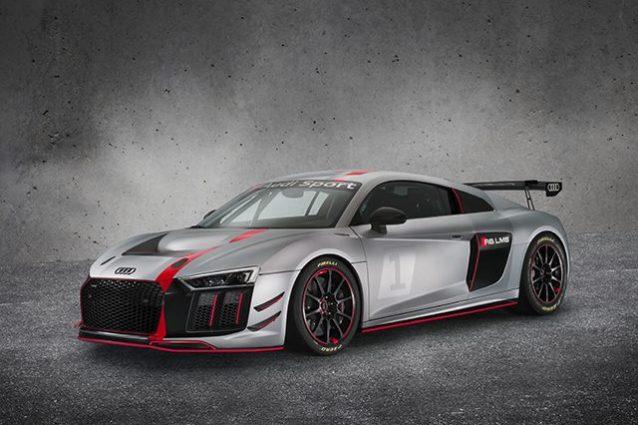 Audi R8 GT4 LMS