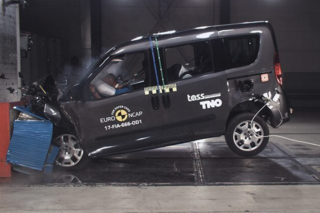 Crash Test Fiat Doblò