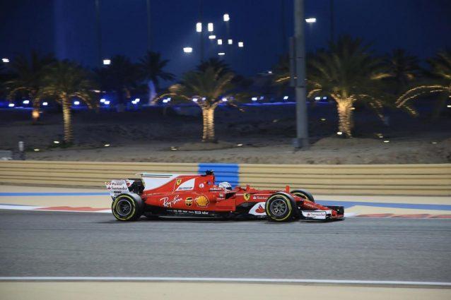 F1 GP Bahrain 2017 live