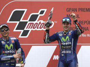 Spettacolo Yamaha in Argentina. Flop di Marquez e Lorenzo