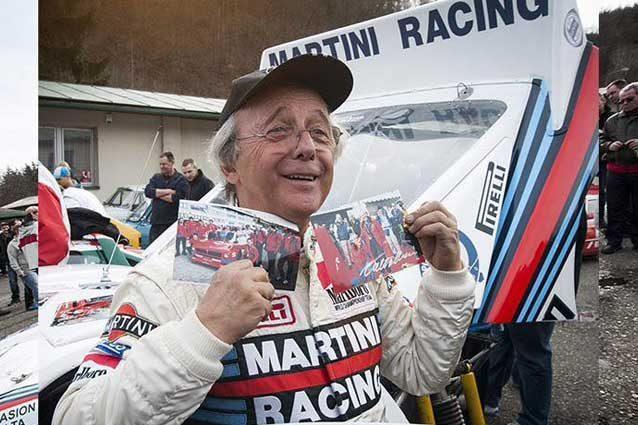 Morto Beppe Volta, il campione di Rally travolto al casello di Chiavasso