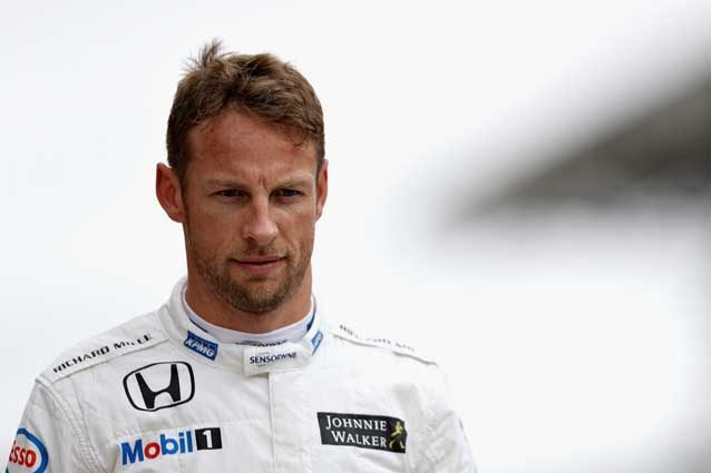 Jenson Button / GettyImages
