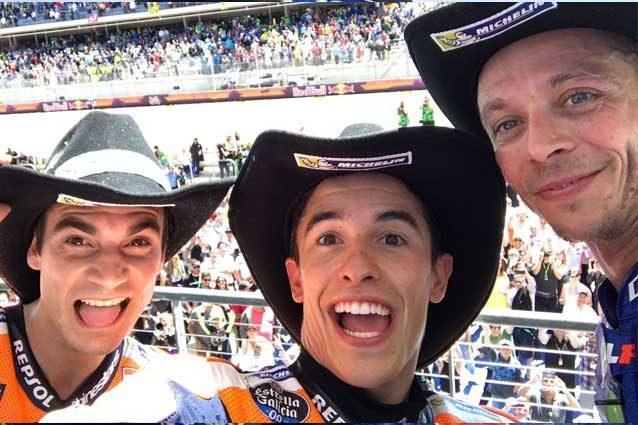 Gp Austin: Vinales più veloce in terze libere davanti a Marquez