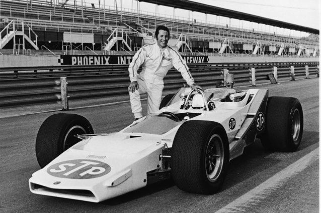 Mario Andretti – Getty Images