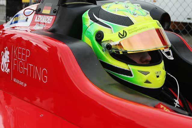 Mick Schumacher, miglior rookie al debutto in Formula 3