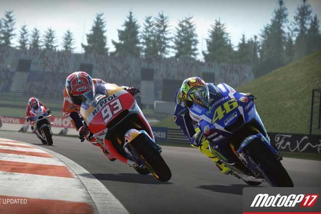 MotoGP 17, il nuovo videogame del motomondiale è realtà