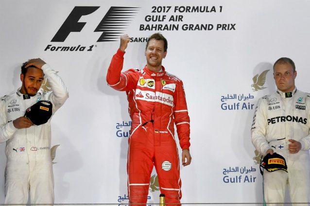 F1, GP Bahrain: Vettel show, una vittoria di tutti! Hamilton, la malizia non paga