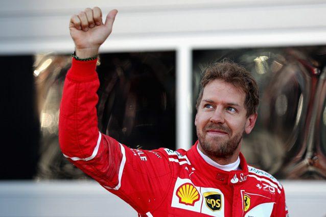 Sebastian Vettel– Getty Images