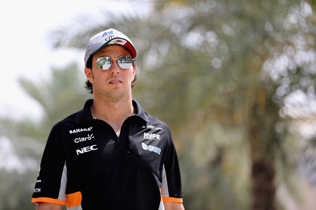 Sergio Perez – Getty Images