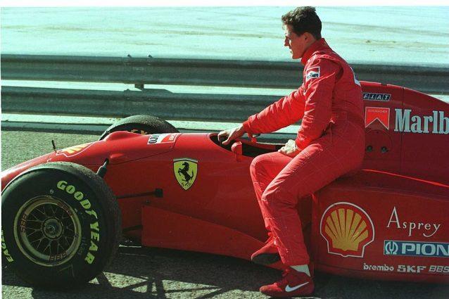 GP di Spagna story, 1996: Schumi e la genesi del binomio più vincente di sempre