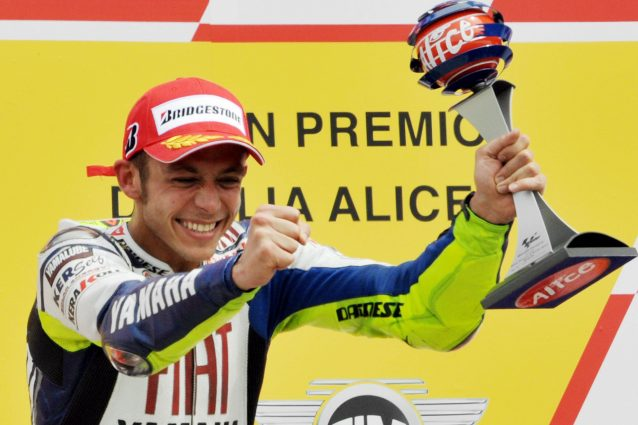 MotoGp Honda, Pedrosa: