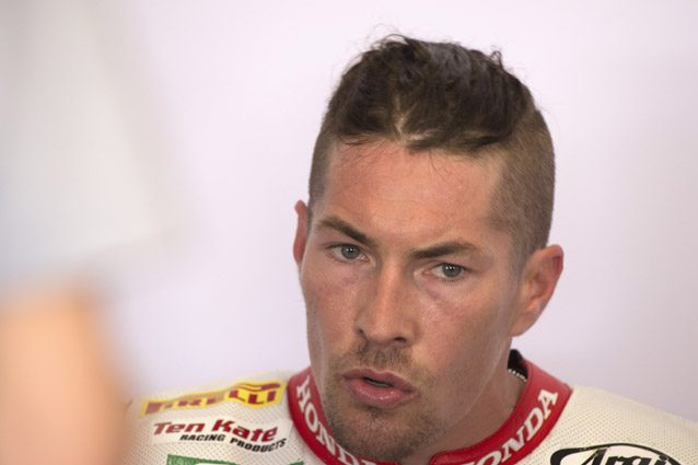 Nicky Hayden – Getty Images