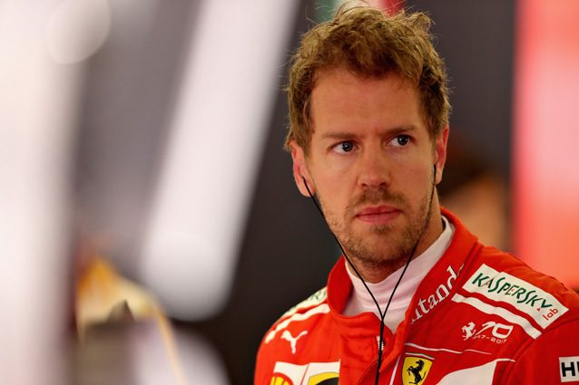 Sebastian Vettel – Getty Images