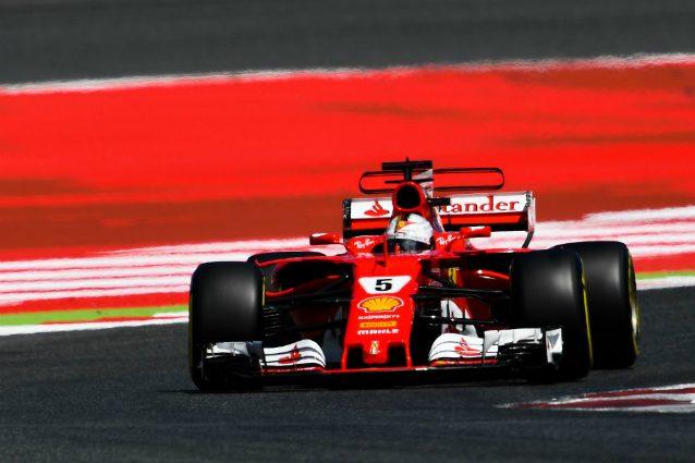 F1, GP Spagna: Vettel, che peccato. Sfortunato Raikkonen
