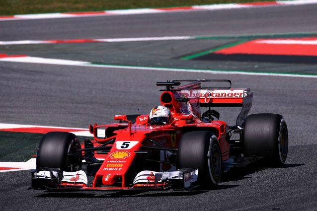 F1, GP Spagna: Vettel secondo per 51 millesimi. Alonso-show, è settimo!