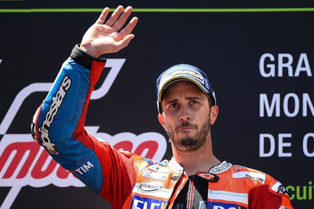 Andrea Dovizioso – Getty Images