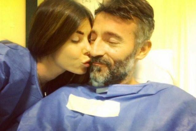 Max Biaggi dimesso dall'ospedale: