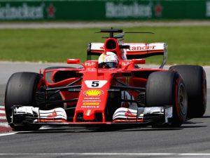 F1, GP Canada: Vettel, un quarto posto d'orgoglio e passione