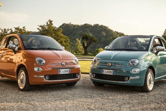 La Fiat 500 Anniversario