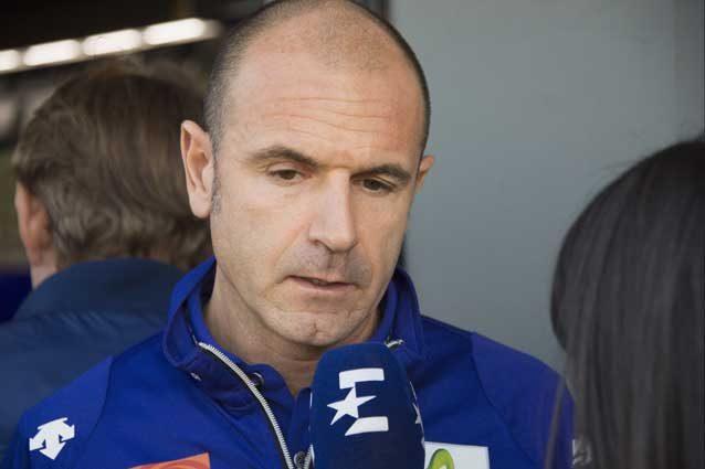 """MotoGP, Meregalli: """"Due nuovi telai da provare nei test di Barcellona"""""""