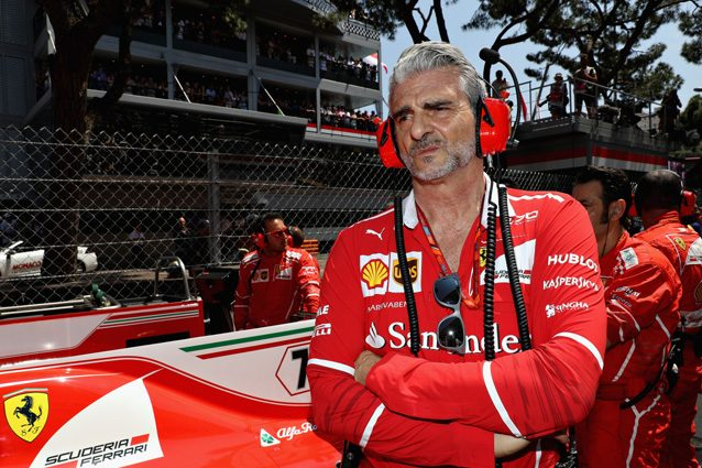 Maurizio Arrivabene– Getty Images