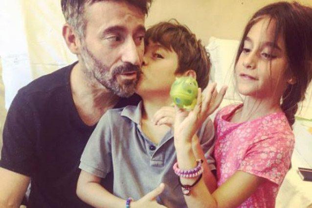 Max Biaggi torna a casa dopo incidente in moto: