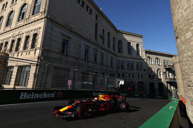 Formula 1: Verstappen il più veloce, Ferrari ok