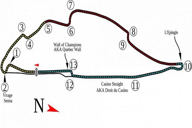 F1, GP Canada - Hamilton: