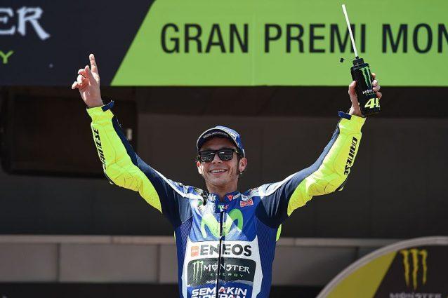 Dovizioso trionfa al Gp d'Italia. Secondo Vinales, Rossi solo quarto