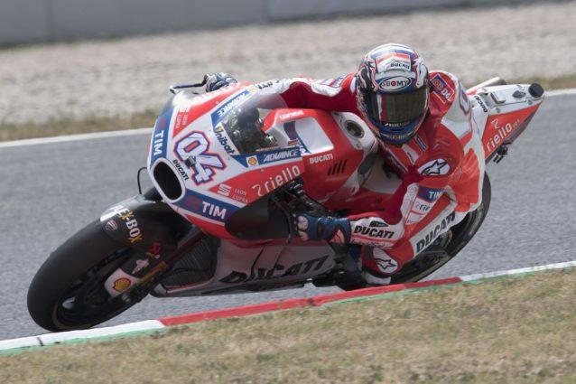 GP di Catalogna: Dovi pennella anche al Montmelò, la Yamaha fa flop con Rossi e Vinales