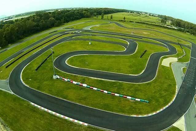 Circuito Internazionale Il Sagittario : Dopo max biaggi un nuovo incidente sulla pista di latina