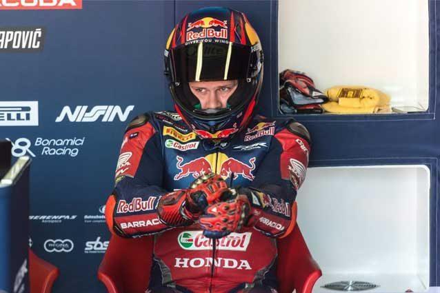 Stefan Bradl, 27 anni / Honda Pro Racing