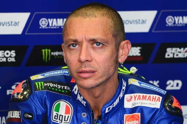 Valentino Rossi / GettyImages