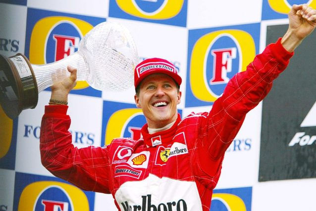 Formula 1 story, 21 luglio 2002: quindici anni fa il titolo lampo di Schumi