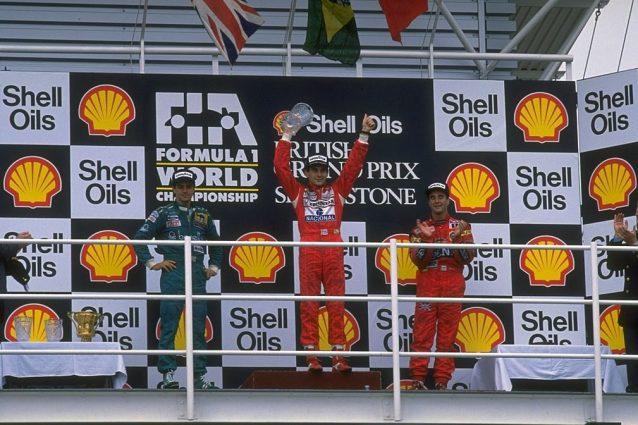 GP di Gran Bretagna story, 1988: sotto la pioggia l'unico show di Senna a Silverstone
