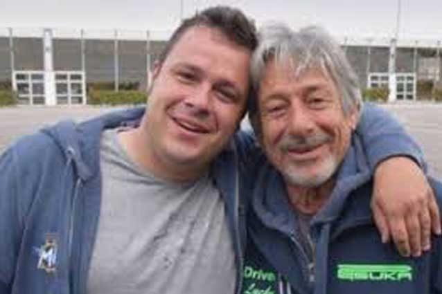 Cristiano Lucchinelli e Marco Lucchinelli