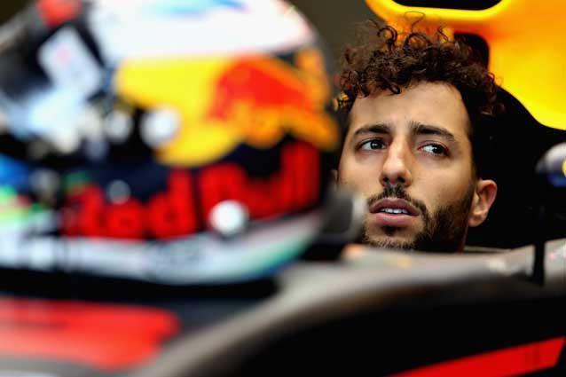 Daniel Ricciardo / Getty