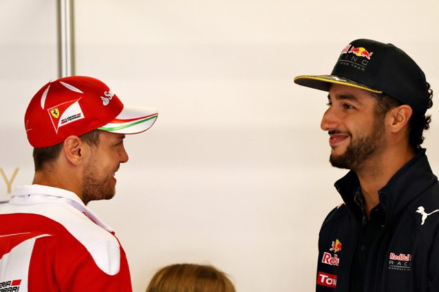 Daniel Ricciardo – Getty Images