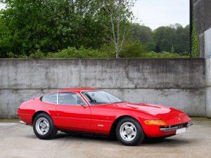 La Ferrari Daytona appartenuta ad Elton John – Foto Silverstone Classic Sale