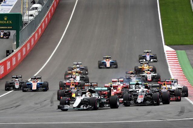 F1 GP Austria, Kimi Raikkonen: