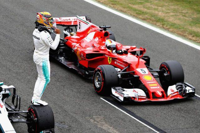 Qualifiche GP Silverstone: Hamilton da vero padrone di casa, ma finalmente ecco Raikkonen
