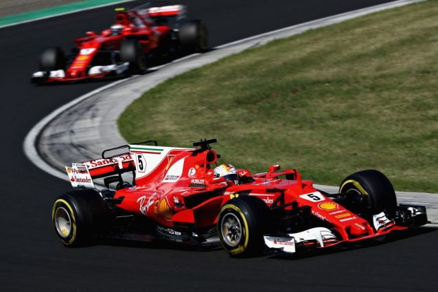 GP d'Ungheria: Ferrari da 10 e lode. La Mercedes è una squadra, la Red Bull no