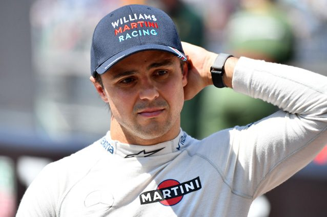 Febbre per Felipe Massa, sulla Williams sale Paul di Resta