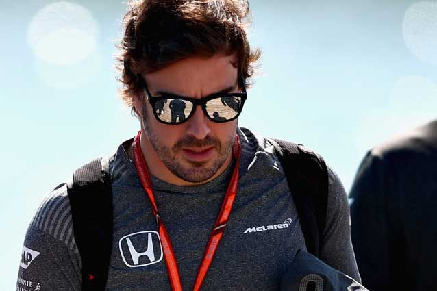 Fernando Alonso / Gettyimages