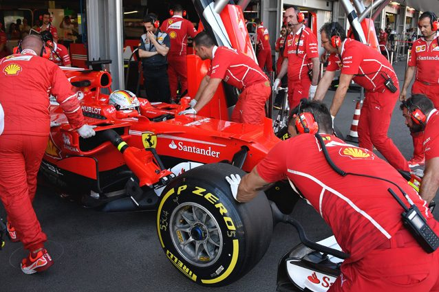 La SF70H – Getty Images