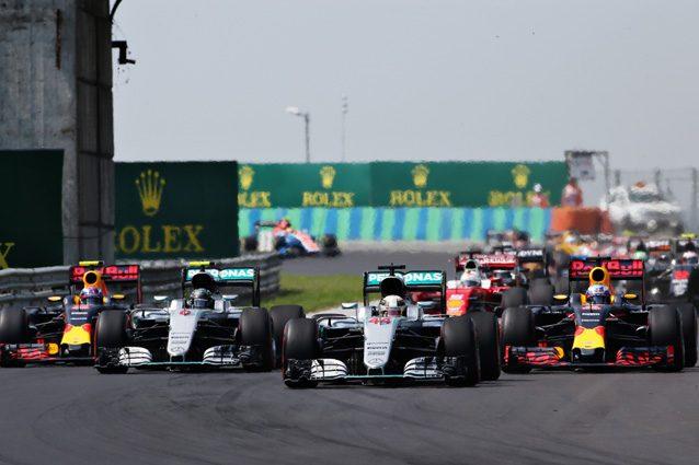 F1: Ungheria; Ricciardo domina 2/e libere, poi Ferrari Vettel