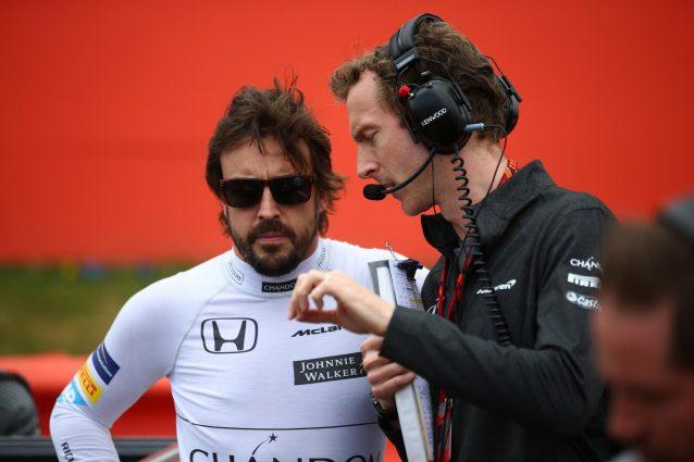 Risveglio McLaren