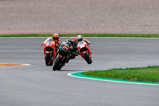 GP di Germania: Marquez da 8, sorpresa Folger. La Yamaha tiene, la Ducati fa flop