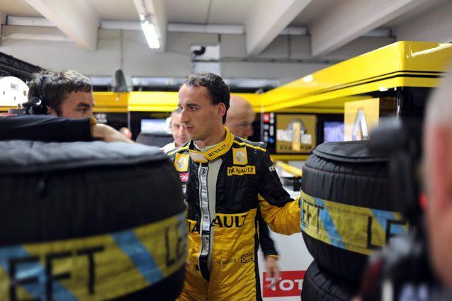 F1   Renault, un test particolare al Paul Ricard