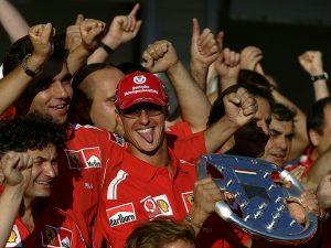 GP d'Ungheria story, 2004: l'ultimo sigillo di Schumi all'Hungaroring